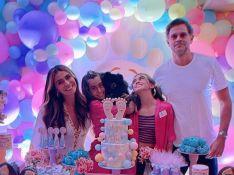Filhas de Giovanna Antonelli fazem festa de aniversário e tema curioso divide opiniões na web