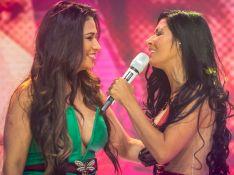 Simone entrega ciúmes da irmã, Simaria: 'Fico brava com as roupas que ela usa'