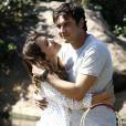 Sergio Guizé e Nathalia Dill garantem que só formam um par romântico em 'Alto Astral'