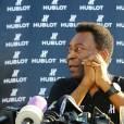 Pelé foi internado no último dia 24 em decorrência de infecção urinária