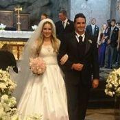 Ex-atriz mirim Ingrid Fridman, a Ritinha de 'História de Amor', se casa no Rio