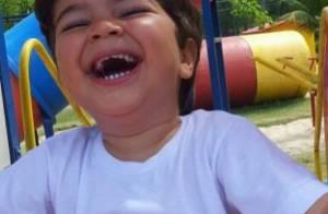 Pedro, primogênito de Juliana Paes, festeja aniversário de 4 anos. Veja fotos!