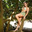 Joana Machado atualmente trabalha como modelo
