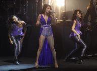Selena Gomez faz show no Rio de Janeiro: pernas à mostra e muita emoção
