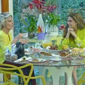 Giovanna Antonelli participa do 'Mais Você' e diz: 'Minha virgindade durou anos'