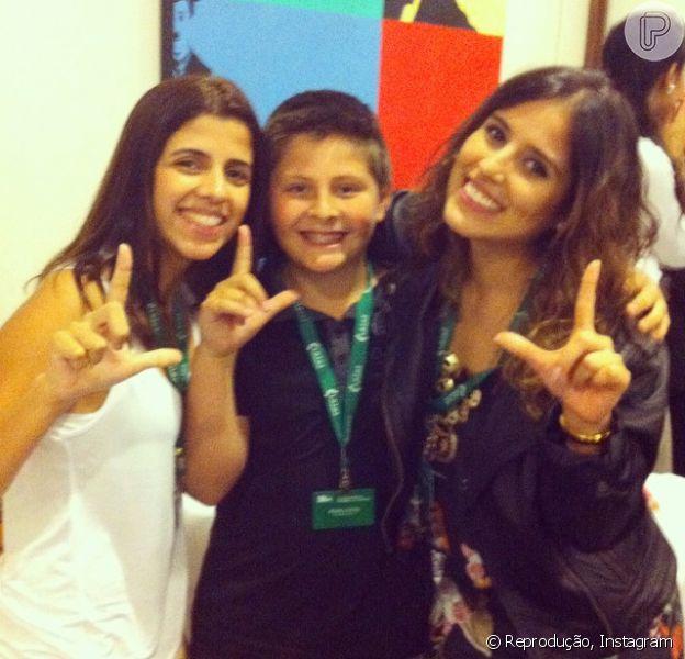 Camilla Camargo está frequentando grupo de autoajuda com a mãe, Zilu Godoi