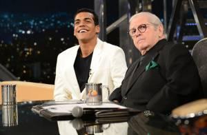 Marcello Melo Jr. relembra gafe com Letícia Sabatella: 'Ela não perdoou'