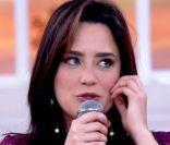 Fernanda Vasconcellos sobre cabelo loiro em filme com Renato Aragão:'Ficou duro'