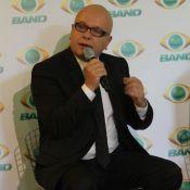 Depois de deixar o 'CQC', Marcelo Tas sai da Band para trabalhar pra crianças