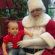 Ana Hickmann celebra primeiro Natal ao lado do filho, Alexandre 36a86c812e