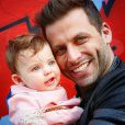Henri Castelli tem ótima relação com seus filhos