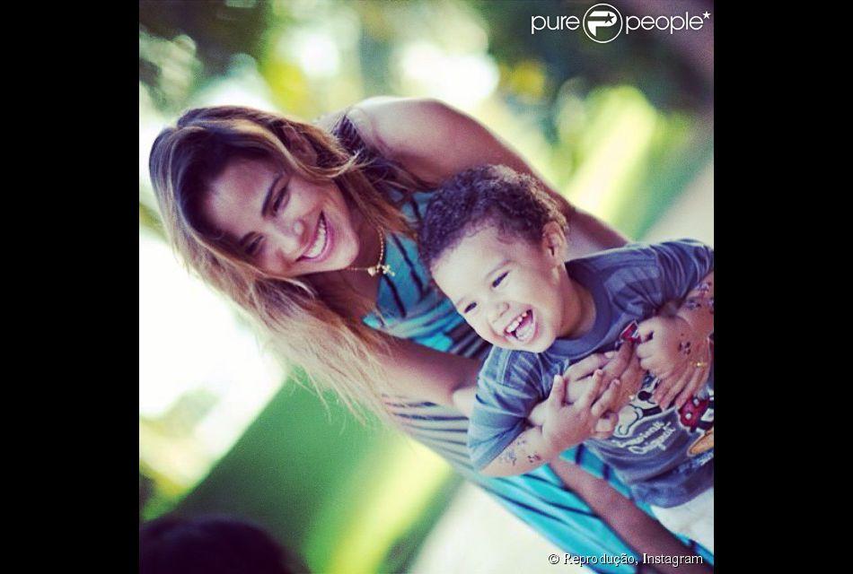 Wanessa Faz Homenagem Pelos 3 Anos Do Filho José Marcus Meu Maior