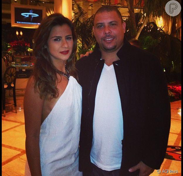 Ronaldo e Paula Morais terminam noivado por ciúme obsessivo da DJ