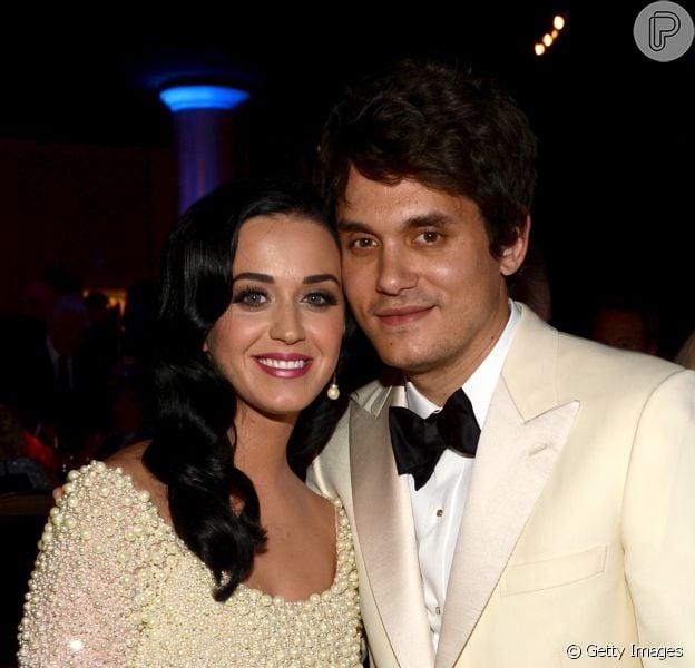 Katy Perry e John Mayer estão saindo novamente, diz revista 'Us Weekly'
