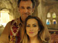 'Salve Jorge': Bianca (Cleo Pires) vira amante de Zyah (Domingos Montagner)