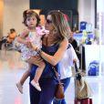 Separada de Cauã Reymond, Grazi Massafera passou a dedicar seu tempo à filha, Sofia