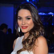 Fernanda Machado está grávida de quatro meses do primeiro filho