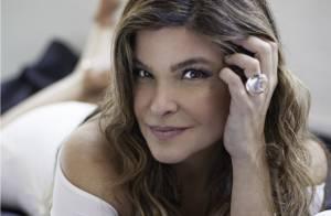 Cristiana Oliveira comenta boa forma aos 51 anos: 'A maturidade é linda'