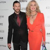 Sharon Stone, Kate Moss e um time de famosos chegam ao baile da amfAR