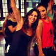 Glenda Kozlowski diverte com Ivete Sangalo