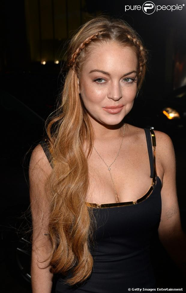 'Lindsay Lohan não saíra recuperada da reabilitação', diz o pai da atriz, Michael Lohan, em entrevista ao site 'TMZ' nesta sexta-feira, 12 de abril de 2013