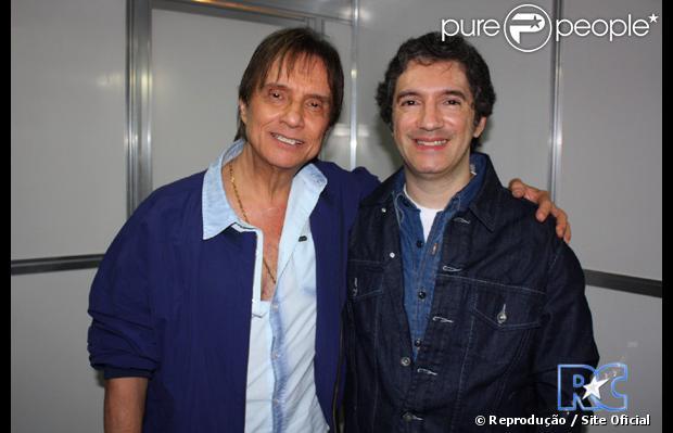 Rafael Braga é fruto do casamento de Roberto Carlos com Nice