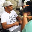 Márcio Victor teve uma crise de apendicite e precisou ser operado às pressas no sábado, no Hospital Aliança, em Salvador