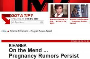 Rihanna: após cancelar shows, cantora pode estar grávida de Chris Brown