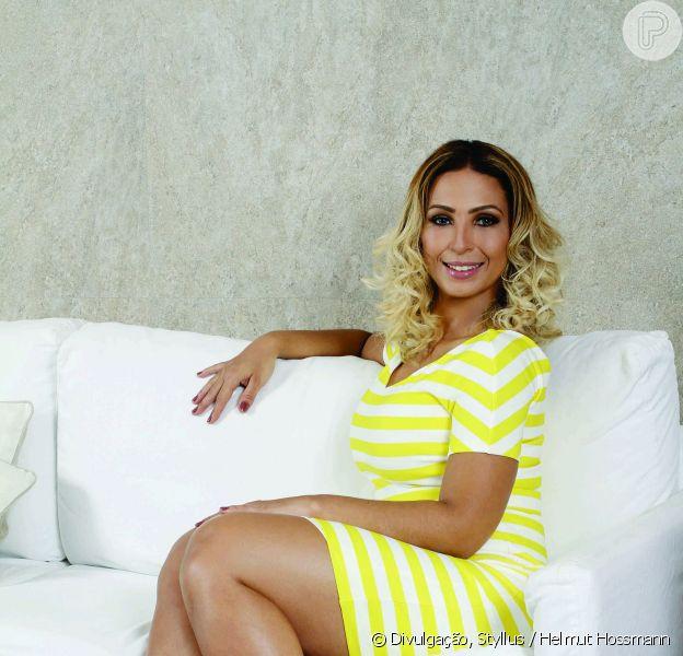 Valesca Popozuda posa para a capa revista 'Styllus' e avisa: 'Não abro espaço para o homem ditar o que vou ou não fazer'. A entrevista foi divulgada nesta quinta-feira, 19 de fevereiro de 2015