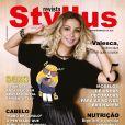 Valesca Popozuda é a capa de fevereiro da revista 'Styllus' e posou para o ensaio fotográfico com looks comportados