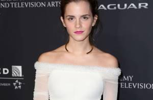 Emma Watson nega namoro com príncipe Harry: 'Não acreditem em tudo'