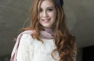 Marina Ruy Barbosa apresenta o visual de Nicole, sua personagem em 'Amor à Vida'