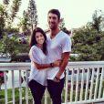 Nicole Johnson e Michael Phelps no 'Valentine´s Day', o Dia dos Namorados nos Estados Unidos