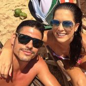 Débora Lyra e Marlos Cruz, de 'A Fazenda', terminam namoro: 'Melhor para ambos'