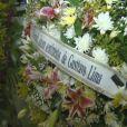 Gusttavo Lima enviou uma coroa de flores para homenagear José Rico