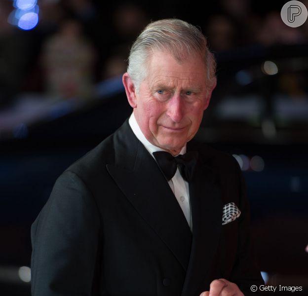 Príncipe Charles reclama por não conseguir ver o neto, George Alexander Louis