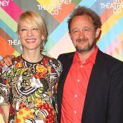 Cate Blanchett, atriz de 'Cinderela', anuncia a adoção de uma menina