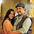 Thiago Abravanel e Yanna Lavigne vivem o casal Demir e Tamar, em 'Salve Jorge'