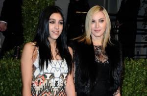 Madonna aconselha a filha: 'Tente não matar seus neurônios na universidade'