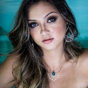 Polliana Aleixo posa com coleção de joias que leva o seu nome: 'A minha cara'