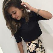 Klara Castanho mostra estilo aos 14 anos: 'Tomo cuidado para não ficar vulgar'