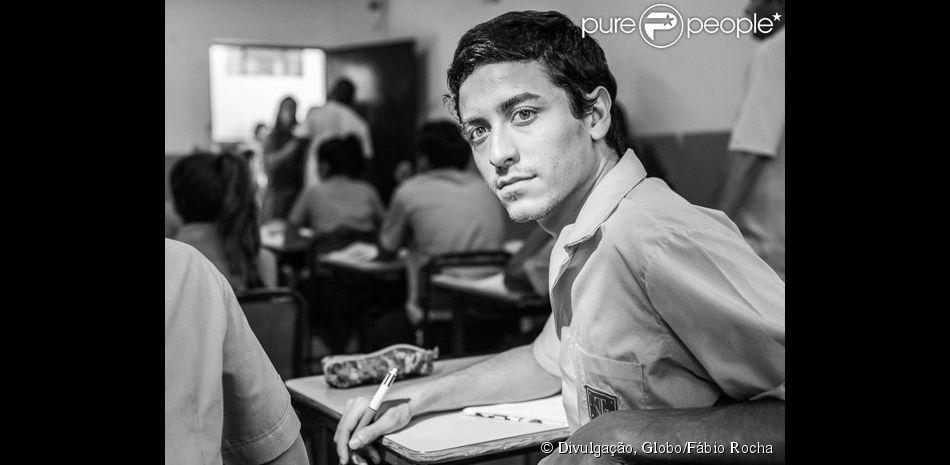 O ator Jesuita Barbosa entra na novela 'Sete Vidas' no capítulo desta quarta-feira, 18 de março de 2015