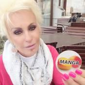 Ana Maria Braga faz promessa e não comerá manga por um ano: 'Vai ser difícil'