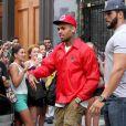 Além de dançar e cantar, Chris Brown também é fã de carros