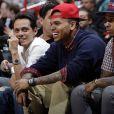 Assim como Rihanna, ele adora assistir aos jogos de basquete. Esse, inclusive, é um dos programas que o casal curte fazer junto