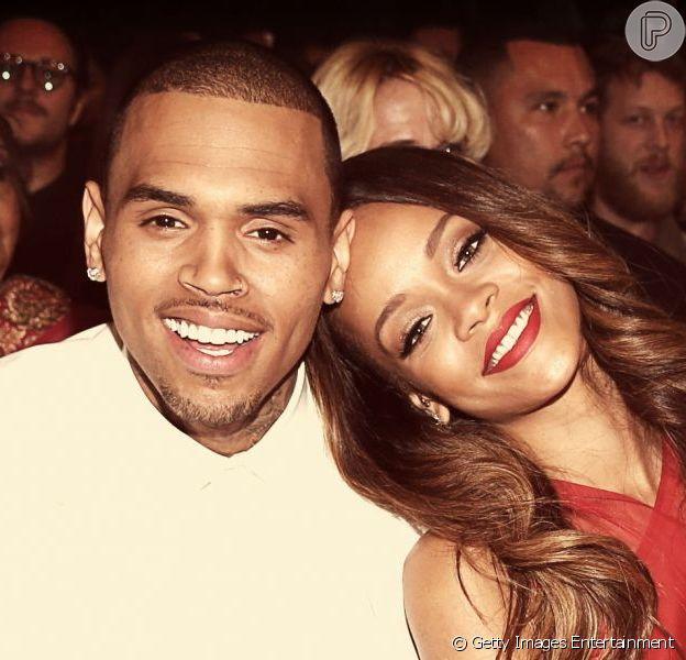 O rapper Chris Brown completa 24 anos neste domingo, 5 de maio de 2013.Entre idas e vindas, Rihanna e Chris Brown têm um relacionamento de status misterioso desde 2008
