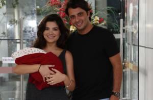 Vanessa Giácomo comemora dois meses de Maria, sua filha caçula. Veja fotos!