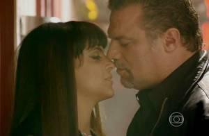 'Salve Jorge': Lohana (Thammy Miranda) e Russo se beijam no último capítulo