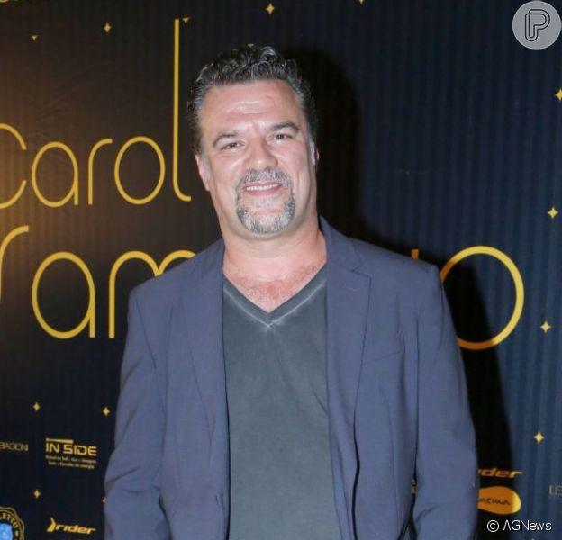 Adriano Garib é convidado para participar do quadro 'Dança dos Famosos', após sucesso em 'Salve Jorge', informa o jornal 'Extra' de 7 de maio de 2013