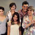 Luisa Arraes estreou na TV no seriado 'Louco por Elas', em que contracenava com Deborah Secco, Eduardo Moscovis, Glória Menezes e Laura Barreto